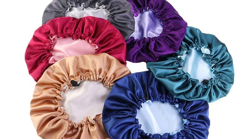 Double Colored Bonnet