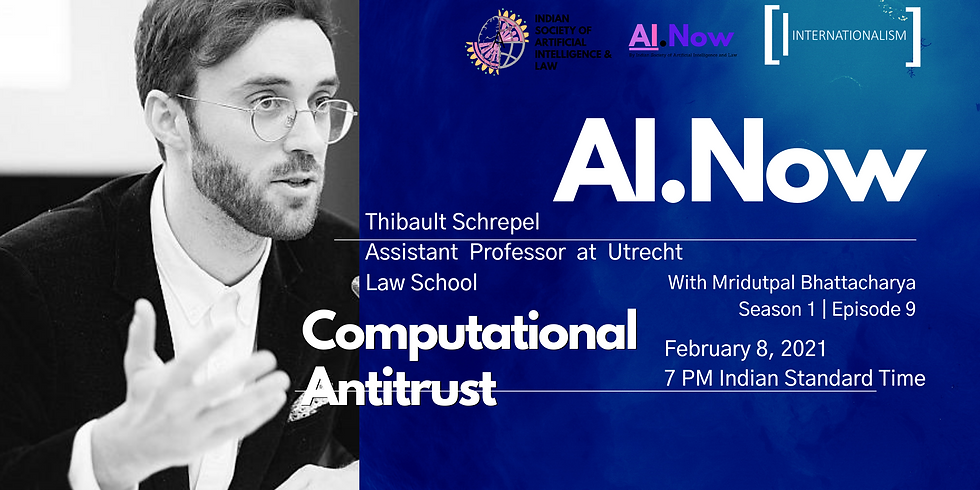 Computational Antitrust   #AINow   Episode 9   Season 1