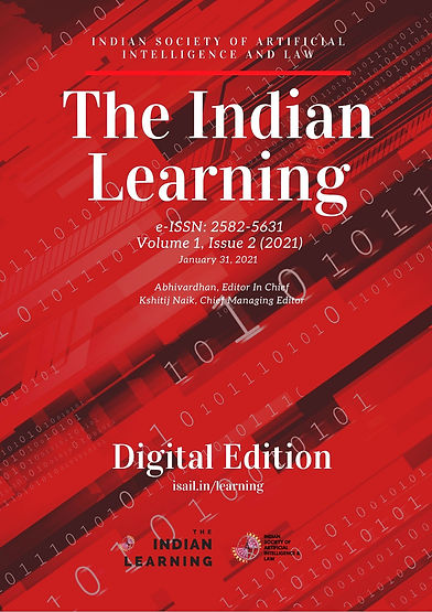 The Indian Learning - Volume 1, Issue 2