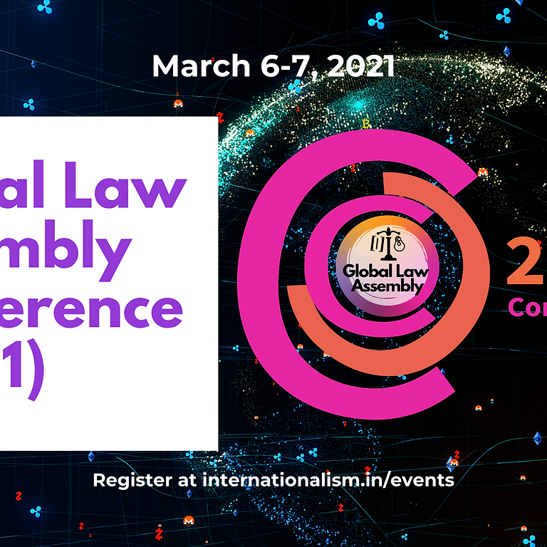 Global Law Assembly Conference, 2021 (Postponed)
