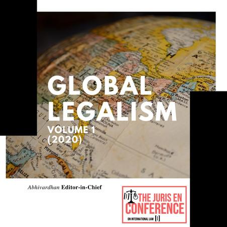 Global Legalism, Volume 1 (2020)