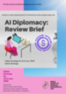 ISA Report - AI Diplomacy 2020 Sameer Sa