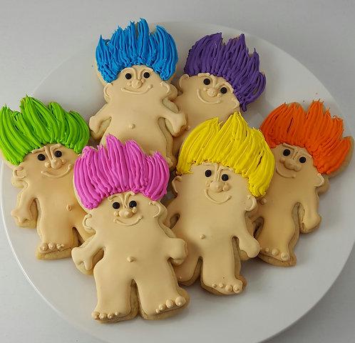custom troll cookies, troll cookies Los Angeles