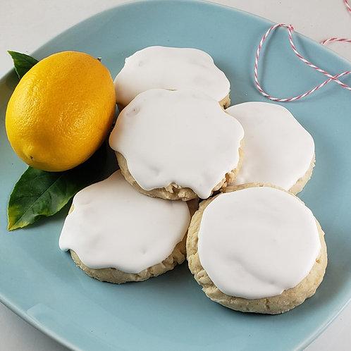 Lemon Cookies Los Angeles, Lemon cookies LA, Best Lemon Cookies, Homemade Lemon cookies LA
