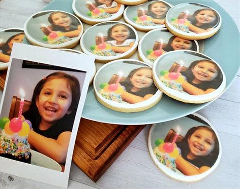 ARlink photo cookies