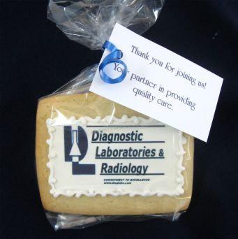 Business card cookies, business card cookies Los Angeles, printed cookies, printed cookies Los Angeles