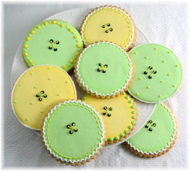 baby shower cookies, cute as a button cookies, button cookies Los Angeles, baby shower cookies Los Angeles