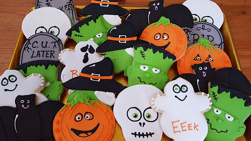 Halloween cookies Los Angeles