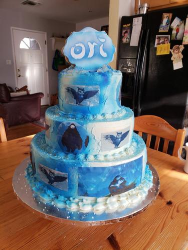 Custom Cakes Los Angeles Character Cake Party Birthday