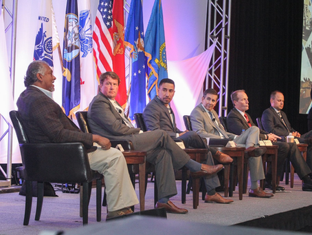 President & CEO on Small Business Subcontracting Panel at DLA Land and Maritime Supplier Conference