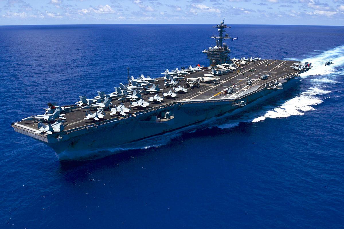 Aircraft Carrier Fleet