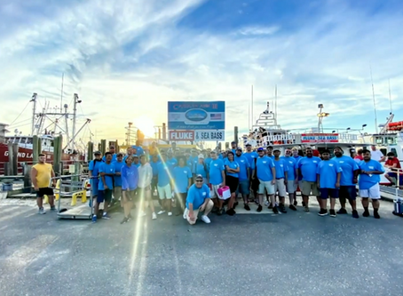 Parts Life celebrated the end of summer with a company fishing trip!