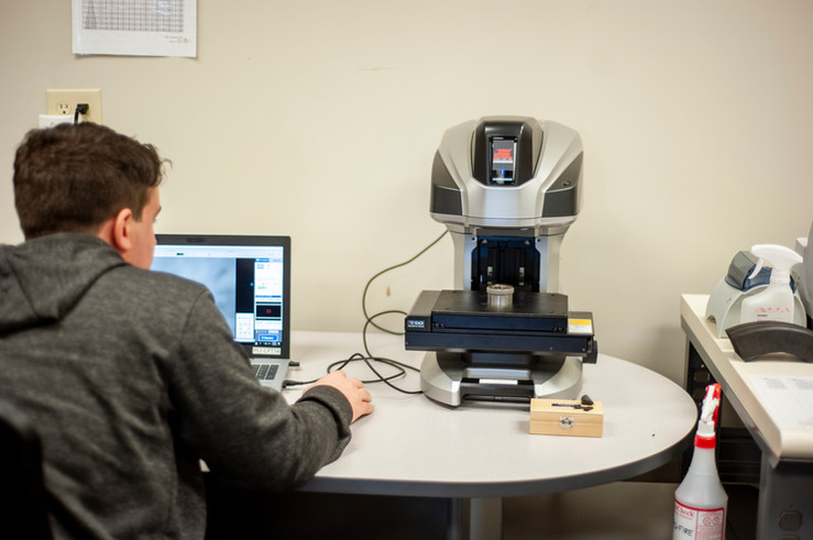 3D Optical Scanner
