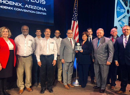 PLI Recognized for Supply Chain Improvement by DLA at DMC 2019