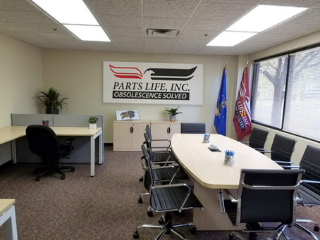 Parts Life, Inc. is proud to announce our new office location in Oklahoma!