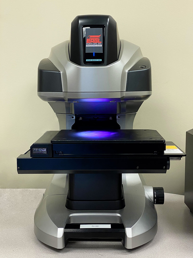 3D Optical Scanner