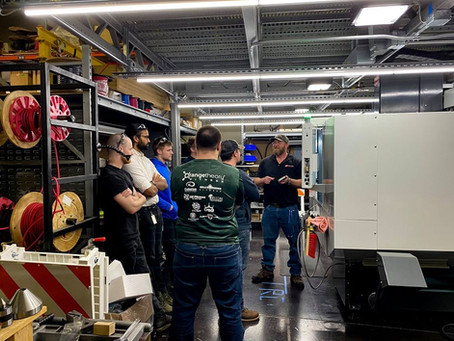 Parts Life, Inc. Introduces the Haas Mini Mill 2 to our Prototype Integration Facility.