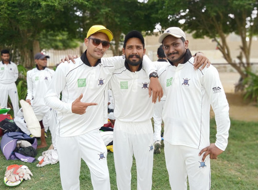 The First 10 Runs in Singles Launched in Urdu and English in Pakistan and the Micah Cricket Club.
