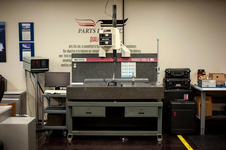 CMM Coordinate Measurement Machine