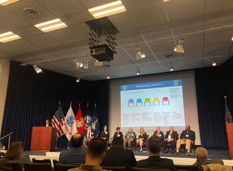 Parts Life, Inc. Team attends 4th Annual Defense Logistics Agency R&D Industry Day