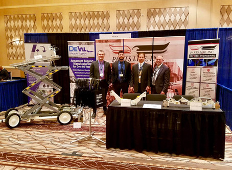 DeVal Lifecycle Support attended the 2019 Joint Munitions World Wide Review Show.