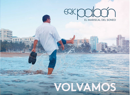 "VOLVAMOS/MADRE QUERIDA - Eric Pabón ""El Mariscal Del Soneo"""