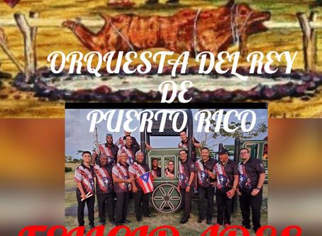 BÚSCAME LA VARA - Orquesta Del Rey