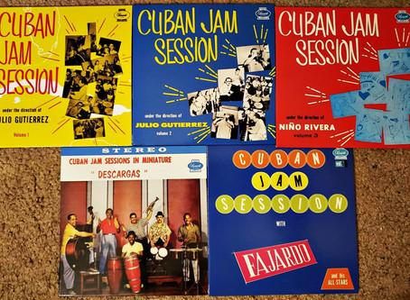 Panart's Cuban Jam Sessions: La Descarga Original. Ensayo por Tommy Muriel para Hablando En Clave®.