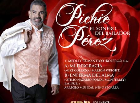 """MEDLEY ROMÁNTICO (BOLEROS) - Héctor """"Pichie"""" Pérez"""
