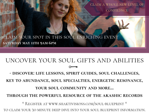 Soul Blueprint Readings