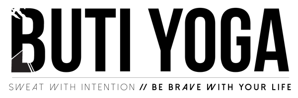Buti Yoga Logo