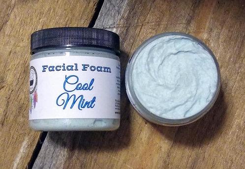 Facial Foam (Exfoliating)