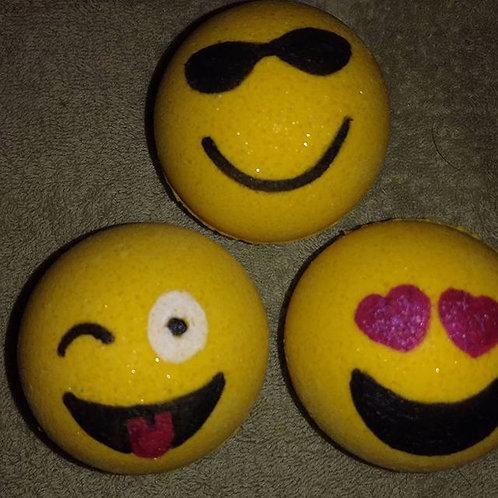 Pineapple Expression Emojis
