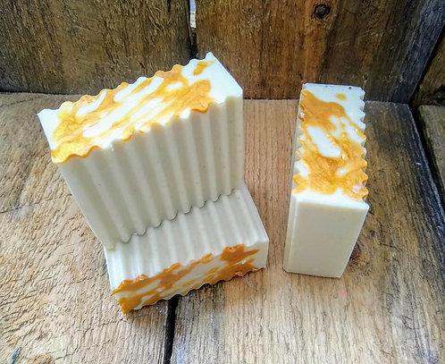 Oatmeal-Honey Goat Milk
