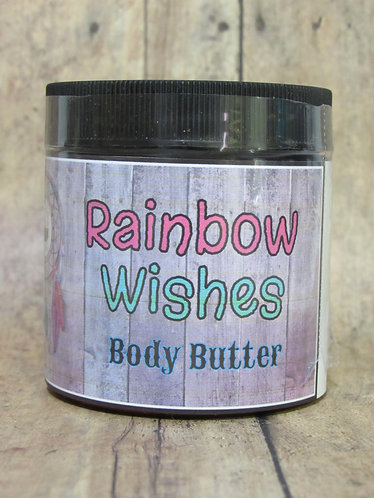 Rainbow Wishes Body Butter