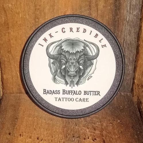 Ink-Credible Badass Buffalo Butter