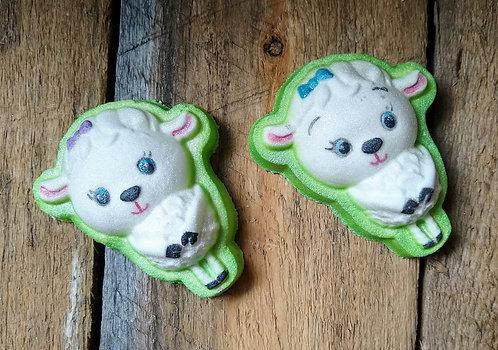 Easter Bunnies, Lambs, & Eggs