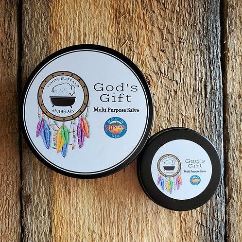 God's Gift Salve