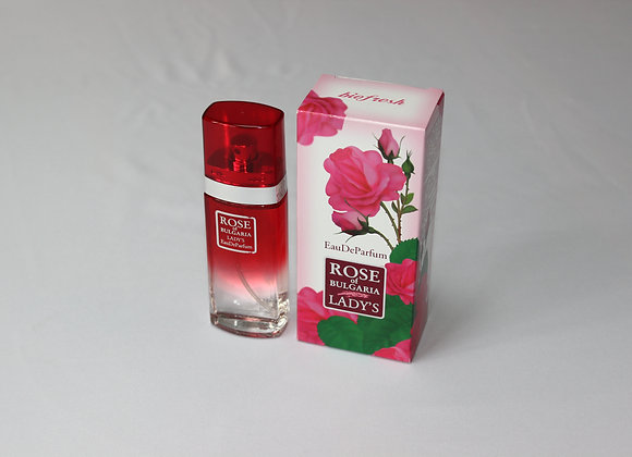 Rose Of Bulgaria ladies perfume