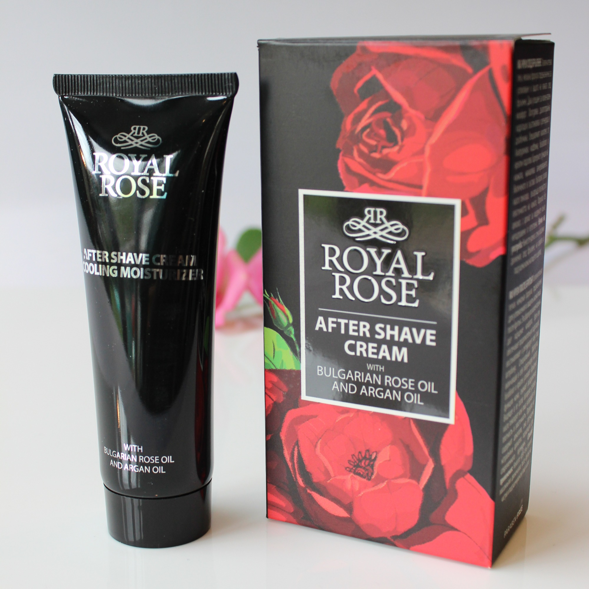 Royal Rose moisturizing hand cream f