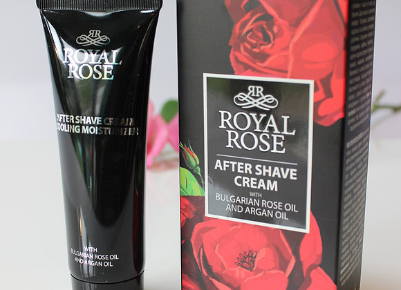 'Royal Rose' Aftershave cream for men