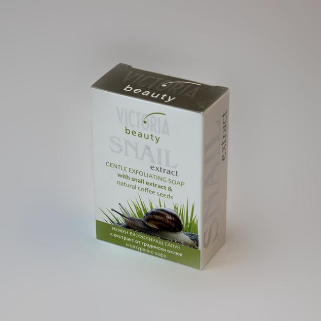 Victoria Beauty Snail soap