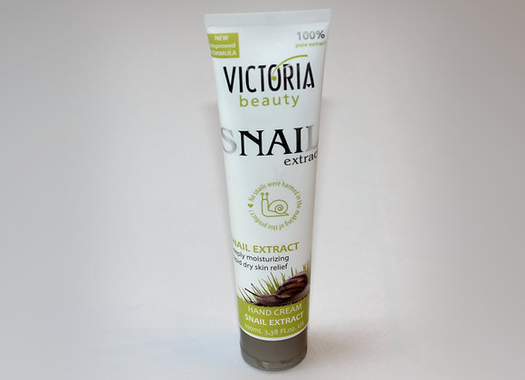 Victoria Beauty hand cream with snail extract