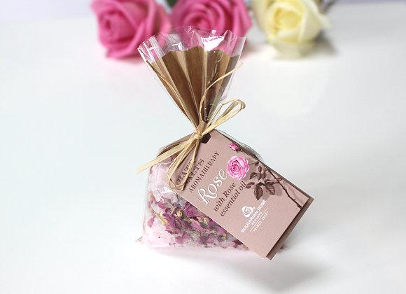 'Bulgarian Rose' rose spa bath salts