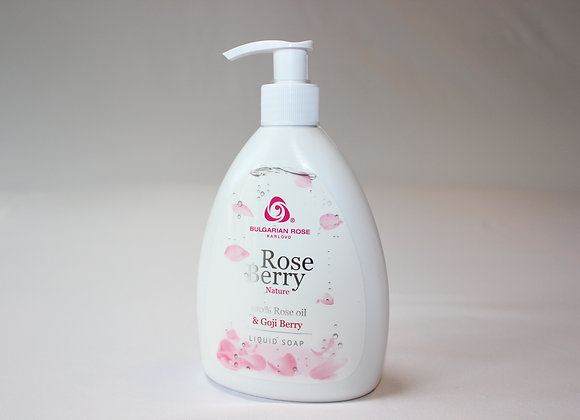 Rose Berry liquid hand soap