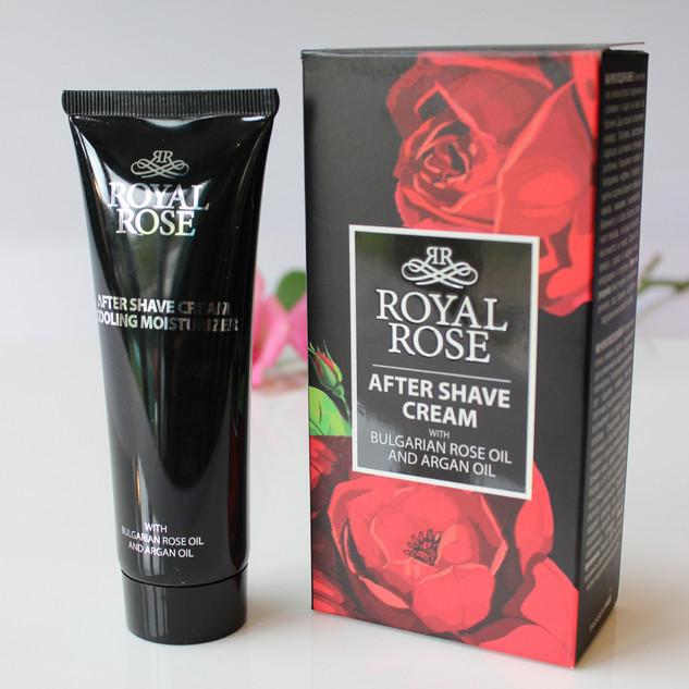 Royal Rose mens aftershave cream