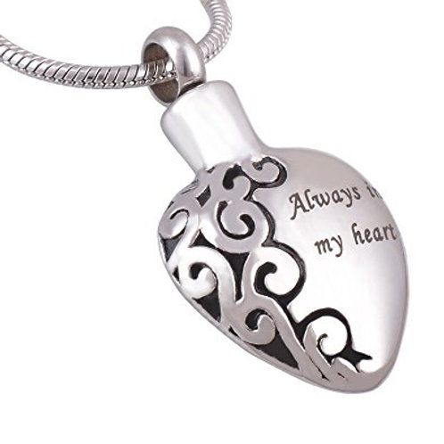 J-006 Always in My Heart Necklace