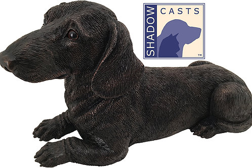 Dachshund Urn-Shadow Casts