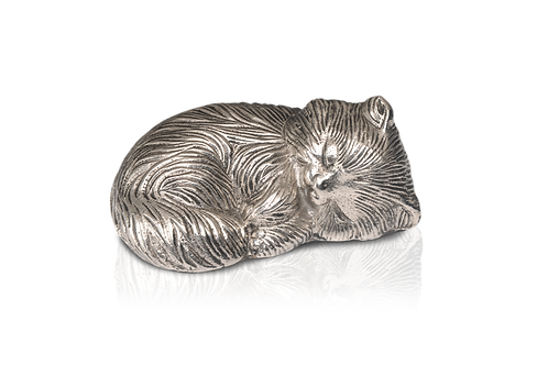 A-1468 Sleeping Kitty Urn