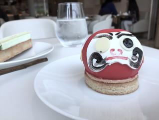 Sobremesa em formato de daruma tem o  gostinho de Japão